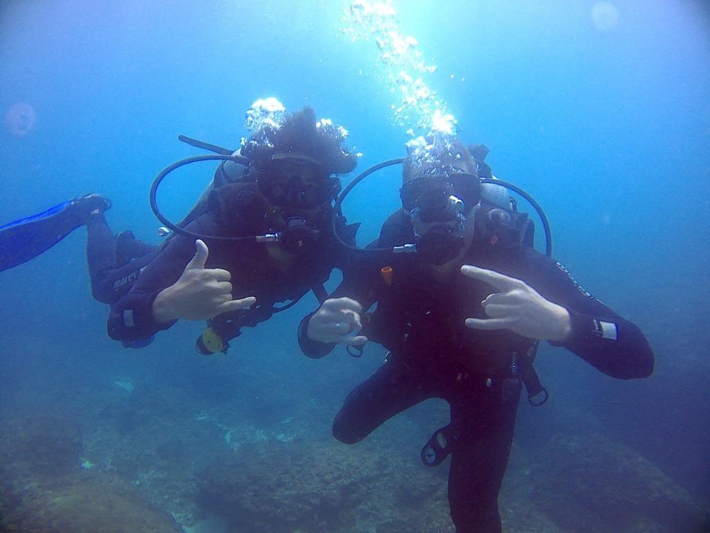 Potápění Bali