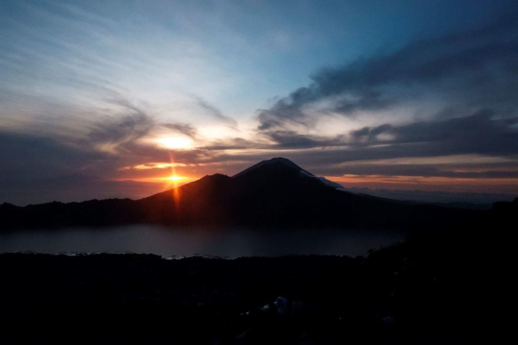Výstup na Mt Batur/ Bali