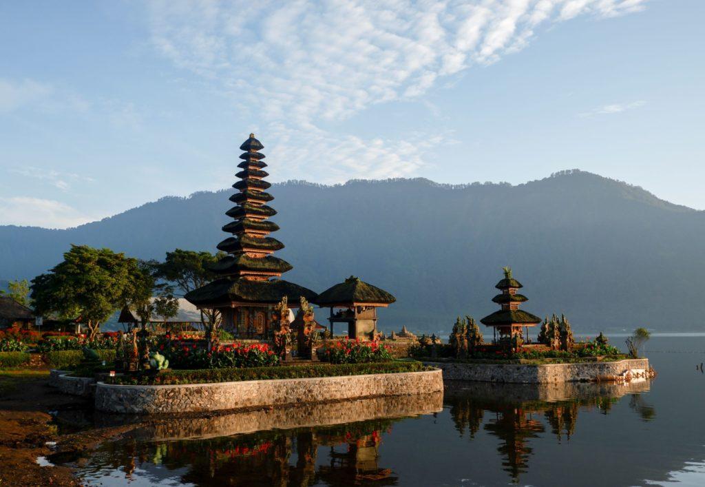 Ulun Danu Beratan Temple - Bali